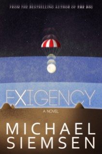Exigency Original 2014 Cover