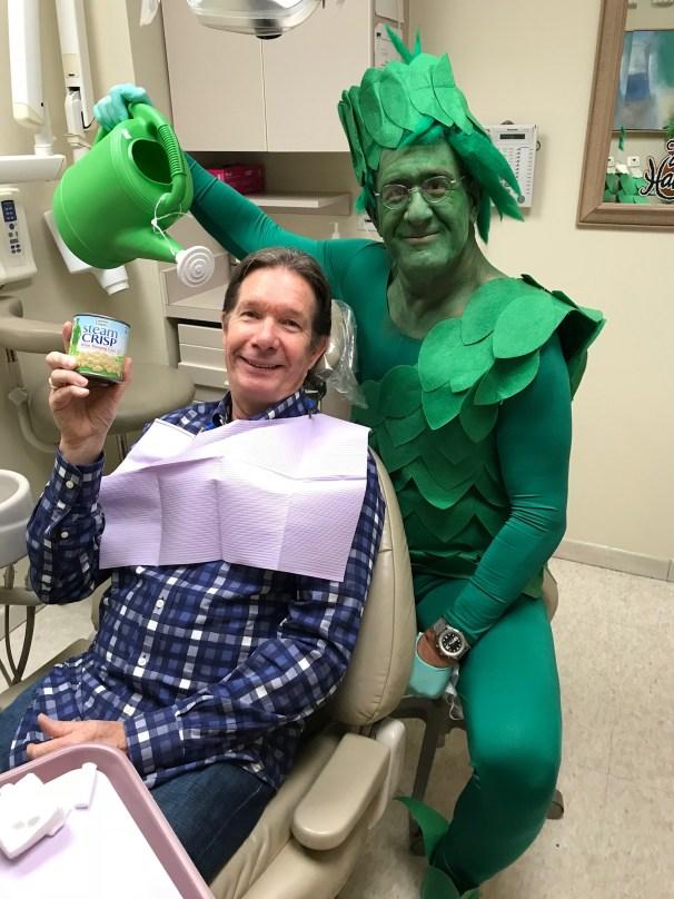 michael sinkin DDS halloween costume