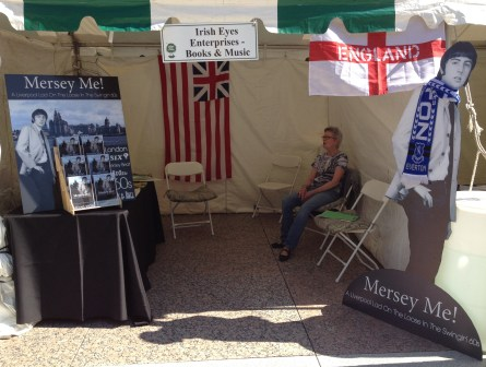Southern Festival of Books Booth