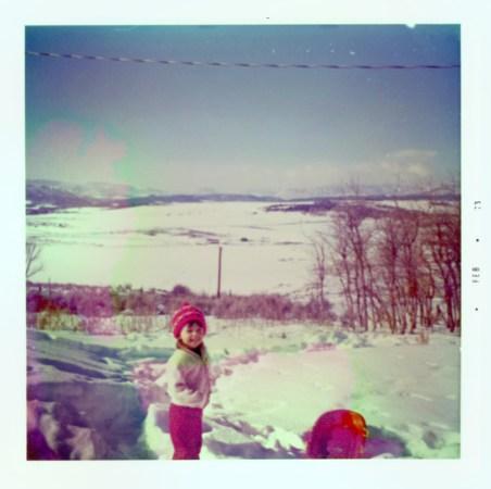 Cele in the snow 1973