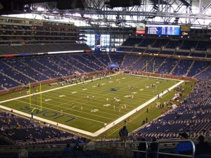Ford Field_Detroit