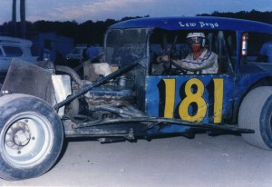 Lebanon Valley modified--early 70's