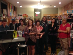 book signing_RiverRead_group shot