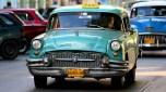 Cuban Taxi