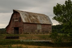Other side of the working barn