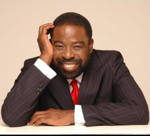 It's not over- Les Brown