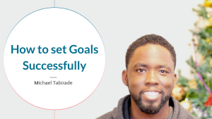 #68 How to set goals successfully