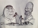 Homer & Peter 2