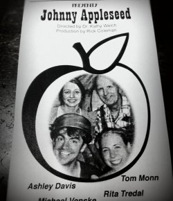"""Opened: """"Johnny Appleseed"""""""