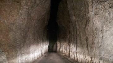 South Dakota tunnel