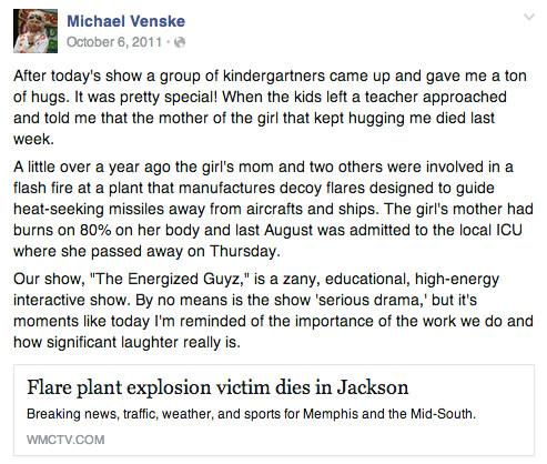 Michael Facebook