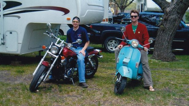 Daniel Motorcycle Michael Scooter