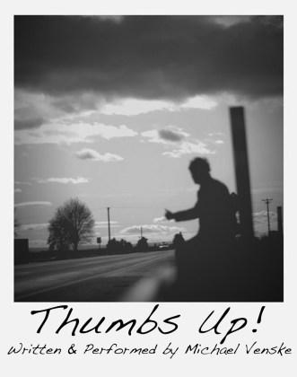 Thumbs Up Polaroid