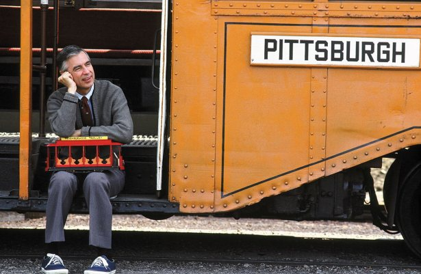 March 20, 1928 - February 27, 2003 | Dear Mr. Rogers, Thank you for being you a friend.