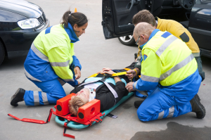 Spinal Cord Injury Accident