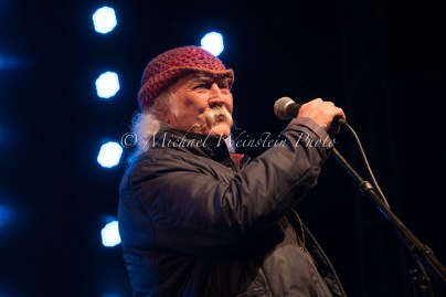 David Crosby The Kick Ash Bash 2.25.18 Polo Grounds Santa barbara
