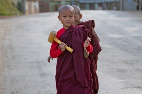 Mindat Novice Monks 2018-1