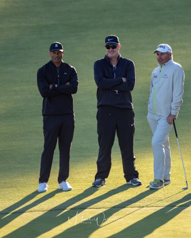Freddy Couples, Tiger Woods Celeb Cup 2019-6