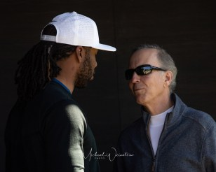 Larry Fitzgerald and Jim Gray Celeb Cup 2019-1