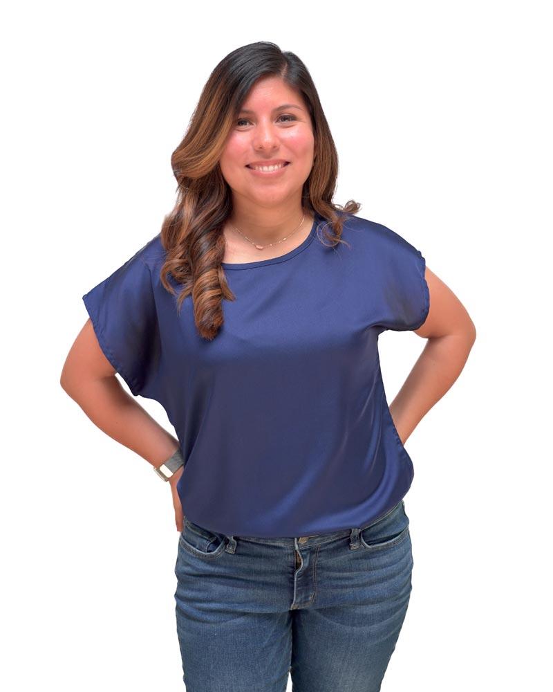 Elisa Guerrero, Administrative Assistant