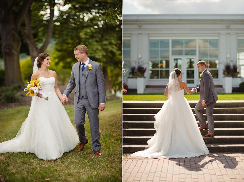 allegheny country club wedding photography