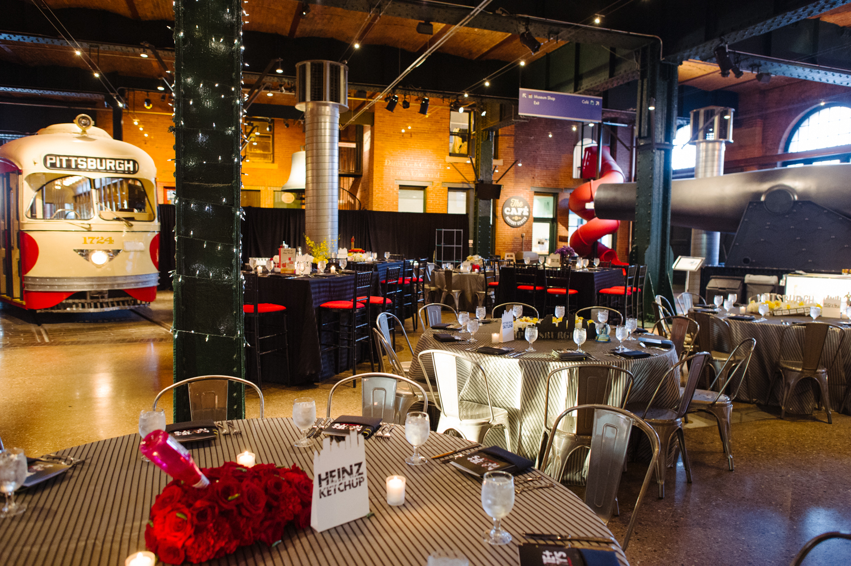 e99db34c0 Heinz History Center Wedding Rehearsal - Kate & Tony - Pittsburgh, PA