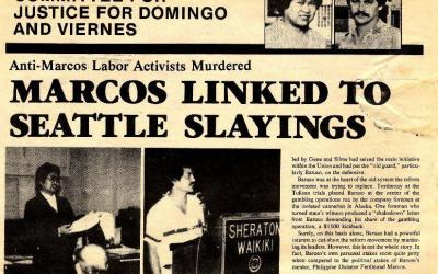 A Seattle Murder Mystery Turned International Conspiracy