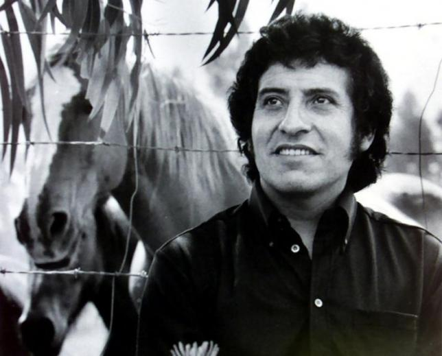 Chilean singer Victor Jara, who was tortured and died during the military dictatorship of [General A..