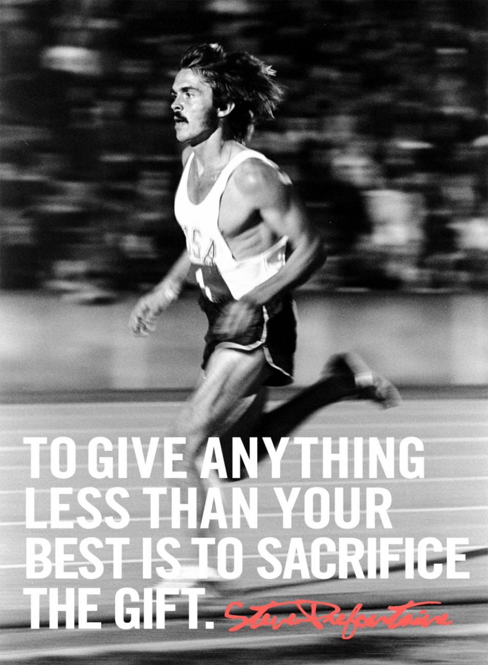 Steve Prefontaine Quotes | Cropped Steve Prefontaine Quotes Day 47 10 Great Running Quotes And