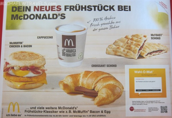 Disappointing Breakfast Menu Items At McDonald's In ...