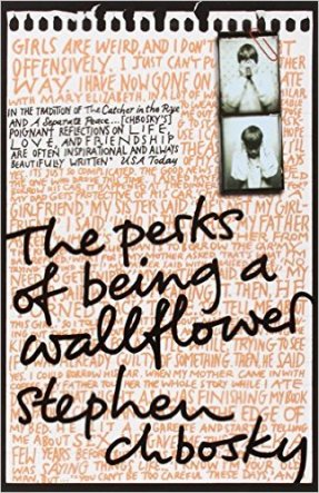 Review of The Perks of being a Wallflower by Stephen Chbosky - michalah Francis
