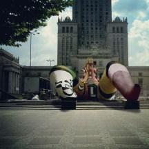 Mamacdonald's, 2012, digital collage