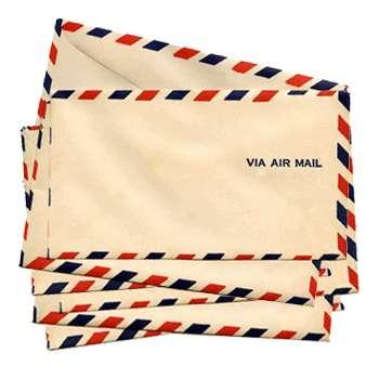 Co dostałem pocztą?