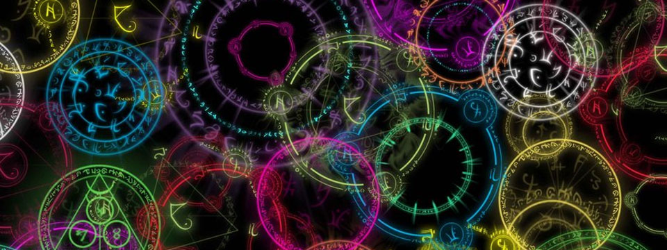 Magiczne kręgi, czyli jak czytać to co mnie interesuje