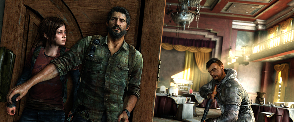 Wow. The Last of Us. Wow. Wow.
