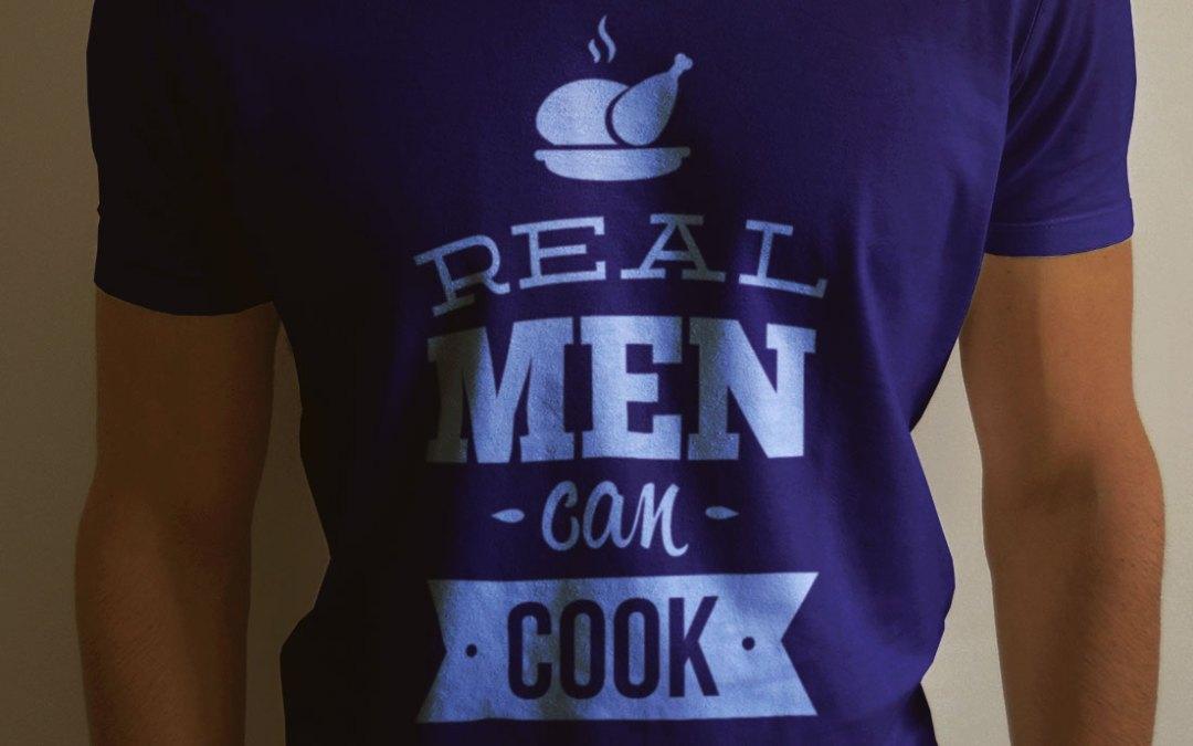Chłopaku, naucz się gotować