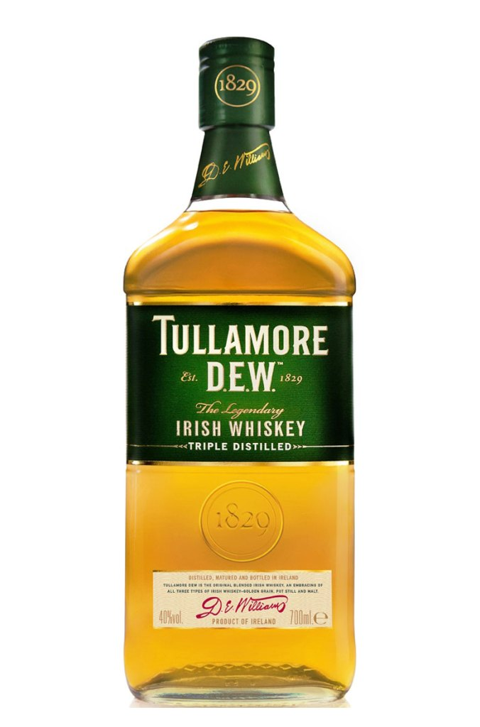 Tullamore Dew Original. To irlandzki blend o bardzo przyjemnym smaku i przyjemnej cenie. Smak zawiera w sobie nuty karmelu, a cena to ok 70-80 zł.