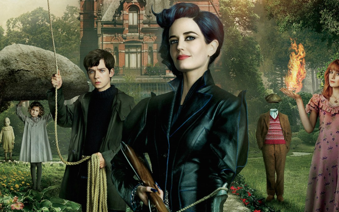 Miss Peregrine – bajka absolutna!