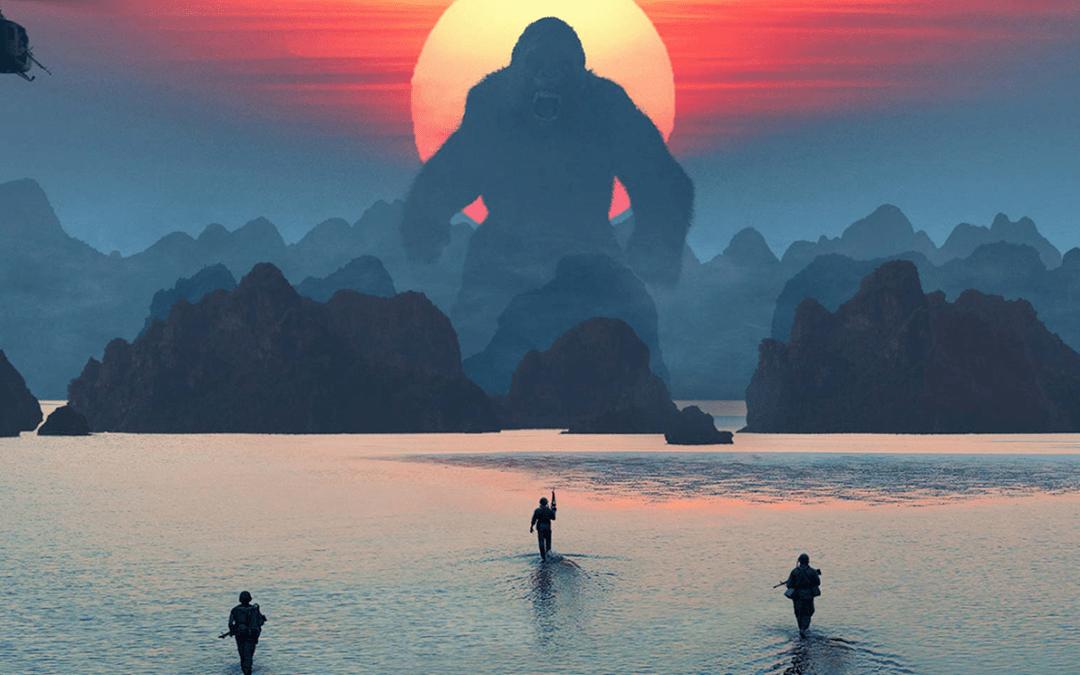 Kong. Na takie kino czekałem!