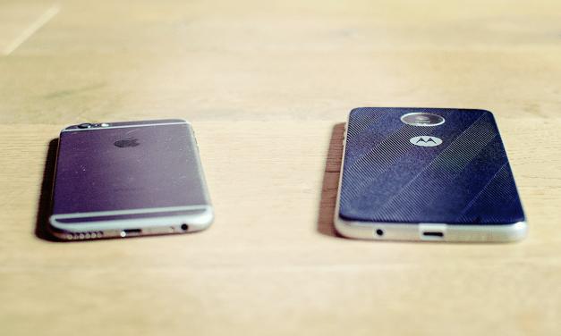 Moto Z Play – czy warto było uciekać z iPhone?