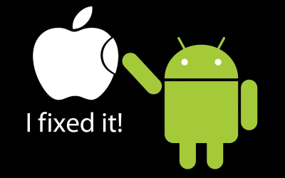 Wcale nie chcę wracać na iPhone. Na razie :)
