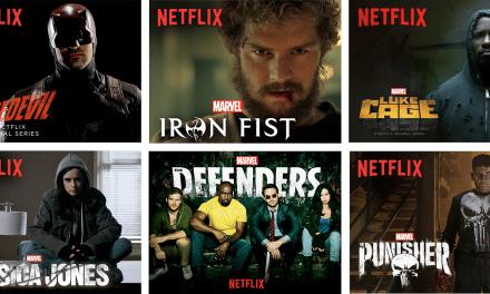 Seriale MARVEL na Netflixie