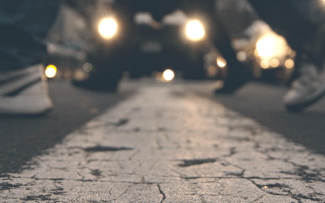 10 typów przechodniów na przejściach