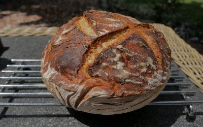 Najlepszy, prosty chleb na zakwasie!