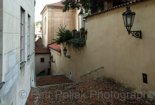 Prague – Stairs
