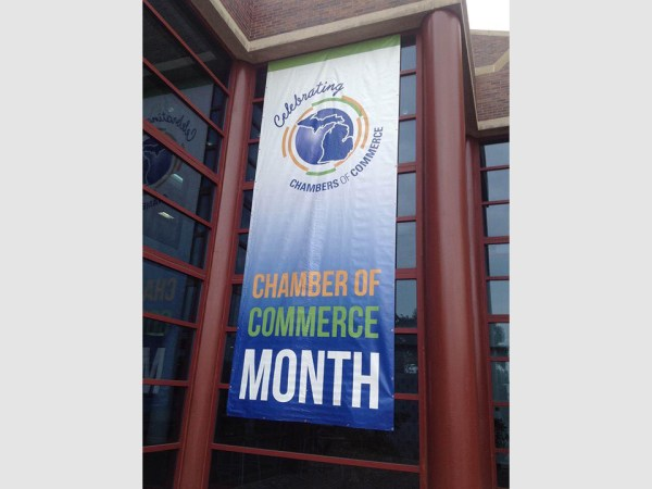 Chamber of Commerce Month is held annually in October. Celebrate all month!