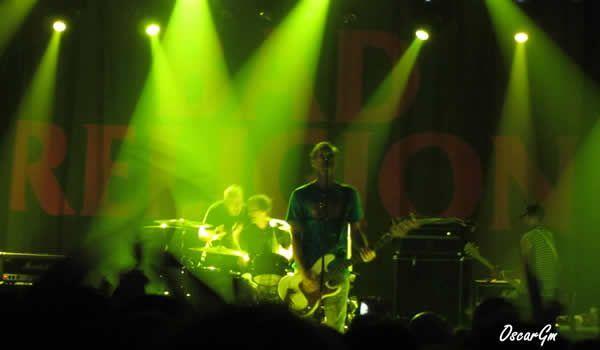 Crónica del concierto de Bad Religion en Madrid
