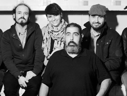 Folk On Crest presentan Lonxe en la Entrevista Chamberga