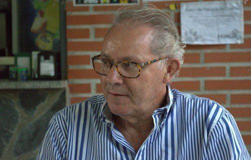 José Ángel de la Casa entrevista