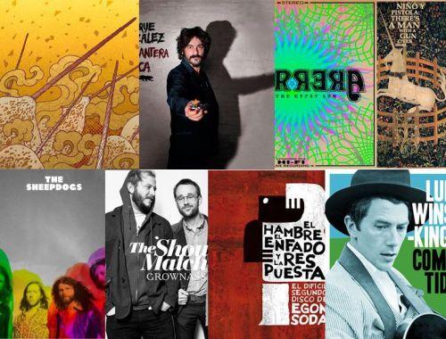 Los mejores discos de 2013. The Shouting Matches, Luke Winslow King...